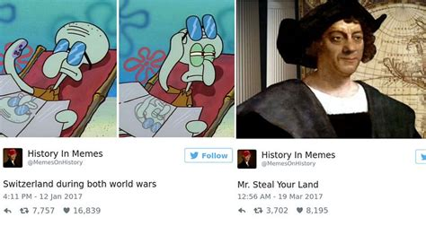 Memes And Their Origins - hilarious history memes that should be shown in history class