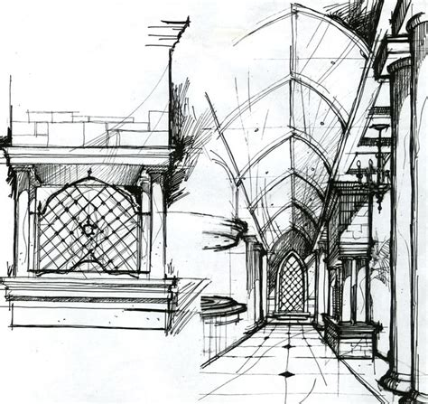 interior design sketch interior design sketch by dm design sketches by dm
