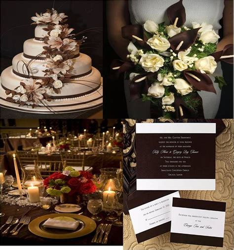 17 best images about chocolate brown wedding on wedding chocolate brown and wedding