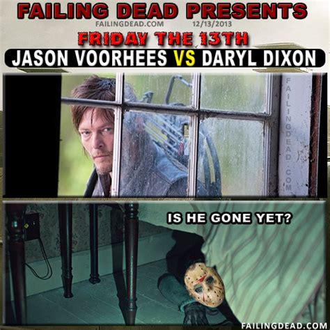Friday The 13th Meme - jason voorhees failing dead