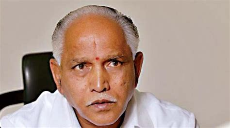 complaint against bs yeddyurappa flouts acb s cv nagesh