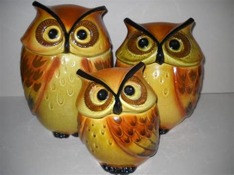 owl canisters for the kitchen 2018 51 best images about canisters on