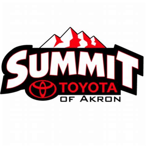 Summit Toyota Of Akron Summit Toyota Summittoyota