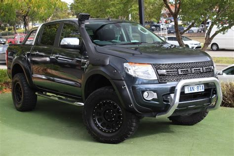 ford ranger 4x4 b5170 2014 ford ranger xlt px auto 4x4 review