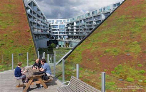big s 8 house wins the 2010 scandinavian green roof award four finalists for 2017 moriyama raic international prize