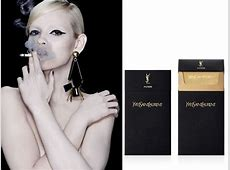 Yves Saint Laurent promotes smoking in Asia and Russia Lung Cancer From Smoking Cigarettes