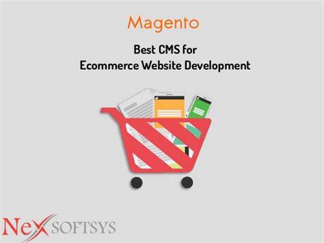 best magento website magento is best cms for ecommerce website development