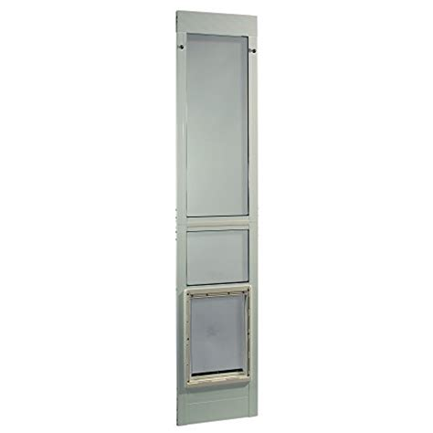 Ideal Patio Pet Door Ideal Pet Products Aluminum Modular Large Patio Pet Door Ebay