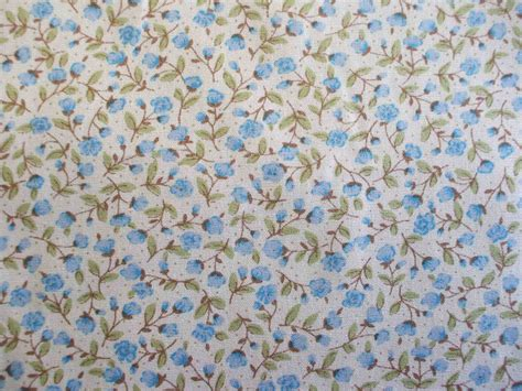 blue floral upholstery fabric blue floral cotton fabric images