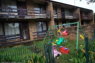 broken swing set welcome to sydney s most affordable suburb willmot