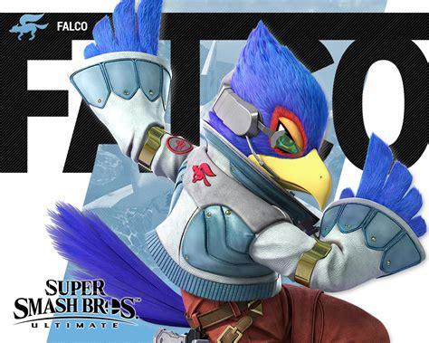 super smash bros ultimate falco wallpapers cat  monocle