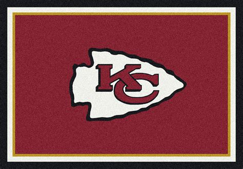 Team Rugs by Milliken Nfl Spirit 00947 Kansas City Chiefs Team Area Rug