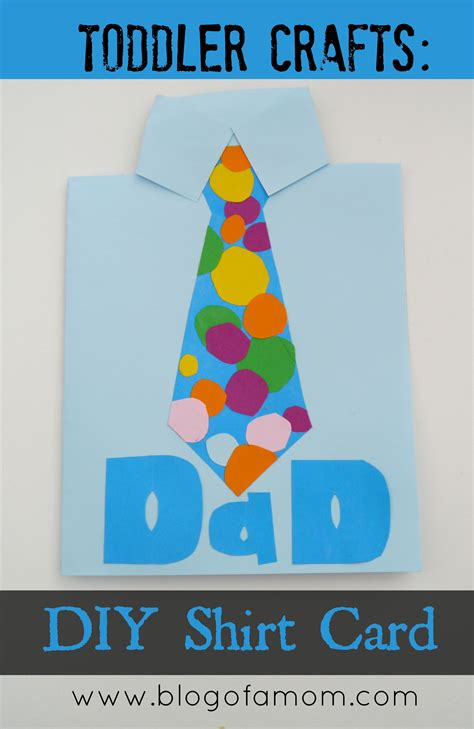 toddler cards 10 easy father s day cards for toddlers to make