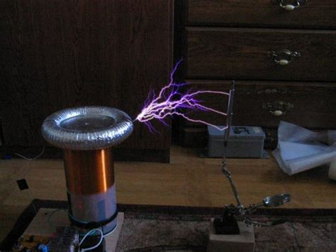 Build A Tesla Coil At Home Building A Solid State Tesla Coil 5