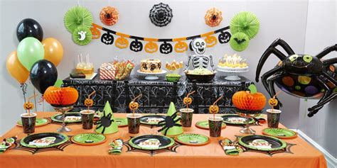 halloween themes birthday halloween theme party ideas for kids www pixshark com