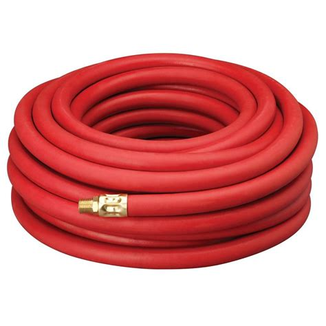 amflo 3 8 in x 50 ft rubber air hose 552 50ae the