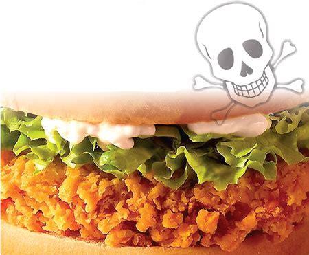 killer fast foot killer disease feeds on fast food lifestyles