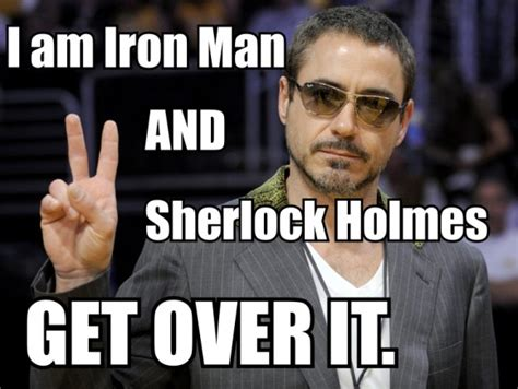 Get Over It Meme - these 17 actors were in multiple geek properties get over
