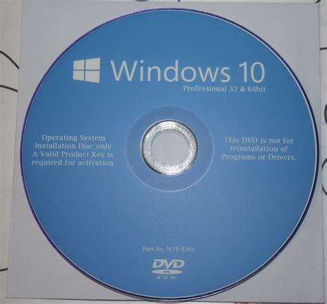 32bit 64bit Kaset Dvd Windows 10 All In One 32bit 64bit Selalu Ready windows 10 professional 32bit 64bit installation dvd
