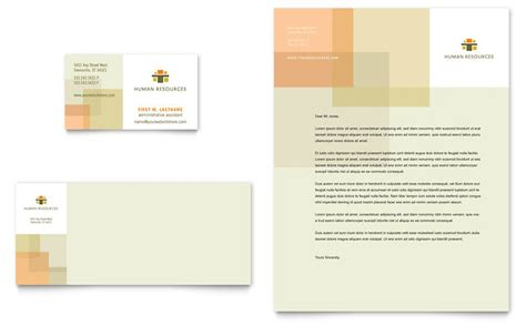 business consultancy letterhead template hr consulting business card letterhead template word