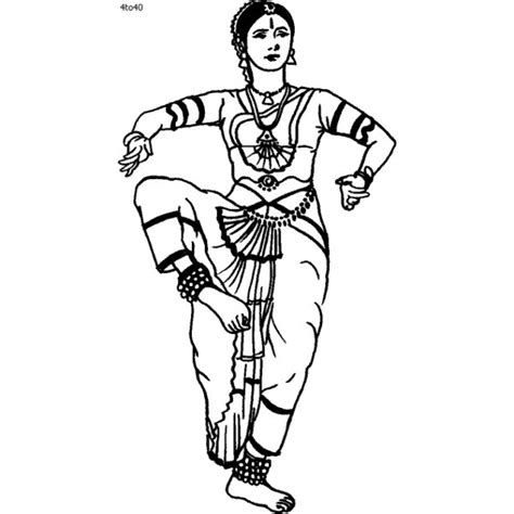 indian themed coloring pages bharatanatyam dance techniques classical indian dance
