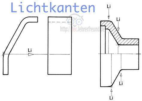 Schnittdarstellungen In Technischen Zeichnungen by Schnitte Nach Din Iso 128 40 Tec Lehrerfreund
