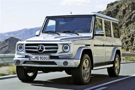 mercedes g wagon 2016 mereceds benz g class to be redesigned for 2016 digital