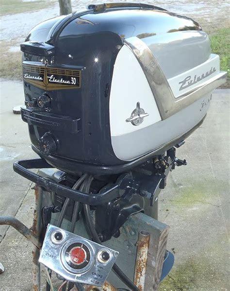 30 hp boat motors for sale 1956 30 hp evinrude lark outboard antique boat motor for