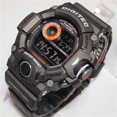 Jam Tangan Pria Anti Air Digitec Dg2057 Original jual jam tangan anti air jam tangan digitec ori 100