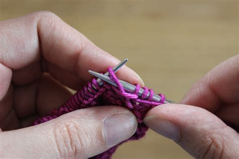 what does purlwise in knitting lifted increase purlwise