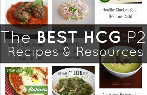 printable hcg recipes free hcg p2 approved printable food guide everyday hcg