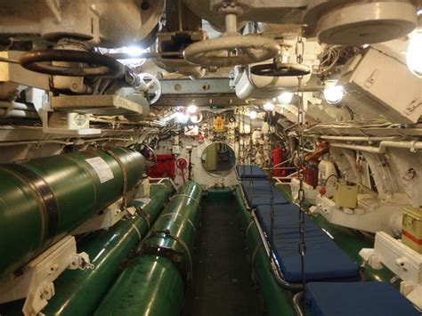 torpedo room forward torpedo room picture of c 189 submarine museum st petersburg tripadvisor