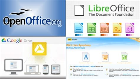 Alternatives To Microsoft Office by 5 Best Free Alternatives To Ms Office