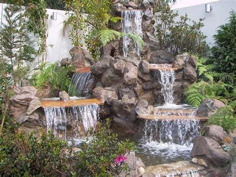 estanques y cascadas en dise 241 o de jardines hd 3d arte y cascadas y fuentes de agua imagenes de casas de co