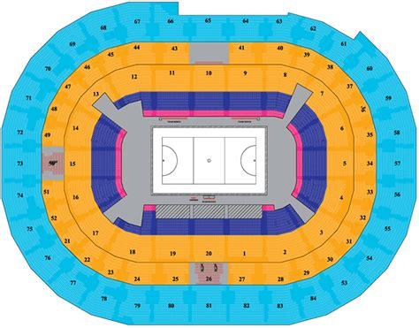 qudos bank arena seating map sydney superdome austadiums