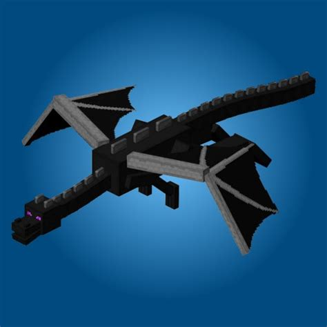 Ender Papercraft - paper crafts minecraft ender
