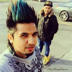 hair style of mg punjabi sinher a kay pictures images page 7
