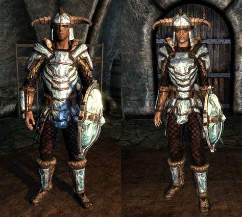 Stalhrim Light Armor by Deathbrand Armor The Elder Scrolls Wiki