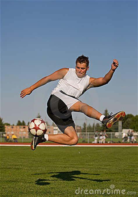 soccer trick soccer trick stock images image 6204294