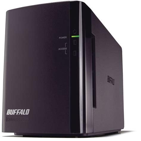 Harddisk Buffalo buffalo 4tb drivestation duo hd wlsu2r1 external hd wl4tsu2r1