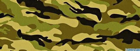camouflage facebook cover timeline photo banner  fb