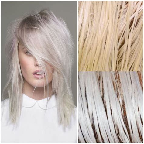over the counter toner to calm blonde hair diy ideas hair beauty blonde manic panic virgin snow