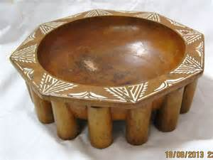 Kitchener Furniture Store samoan kava bowl circa 1920 s from molotov on ruby lane