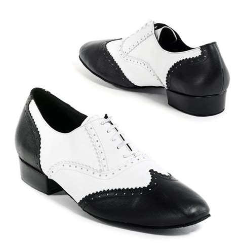 imagenes en blanco y negro de zapatos zapato de baile salon hombre blanco y negro zapybotas