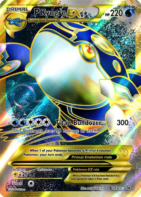 kyogre card templates primal kyogre ex by aschefield101 on deviantart cool