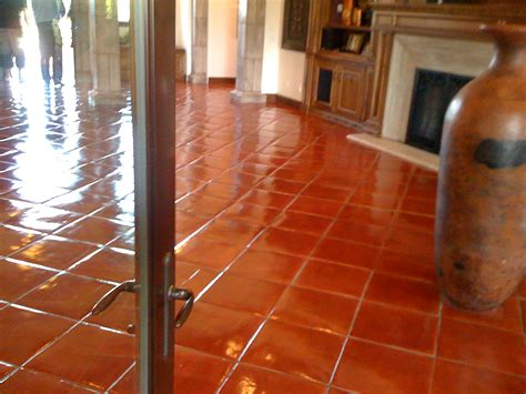 How To Restore Saltillo Tile Floors by It Pays To Seal Your Clay California Tile Restoration