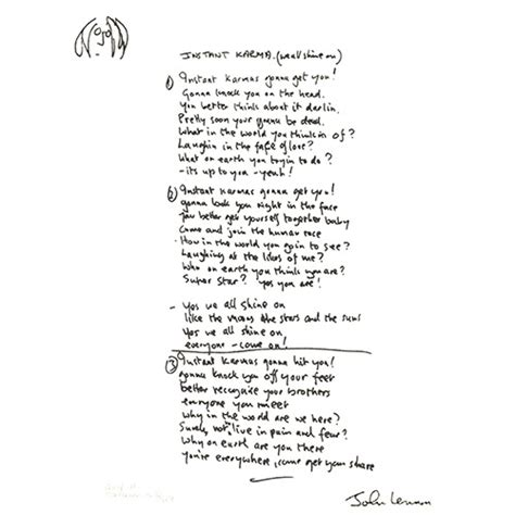 imagine di lennon testo the artworks of lennon lyrics portfolios