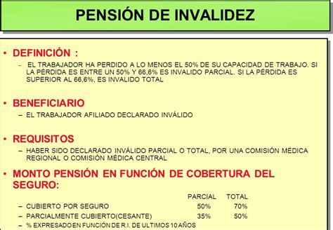 pension por discapacidad monto 2016 pension por invalidez monto 2016 derecho a la seguridad