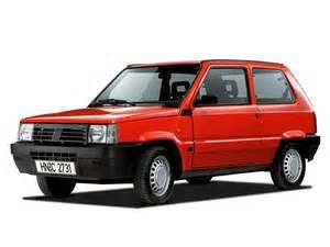 Fiat Panda 1991 Fiat Panda 141 1991 97