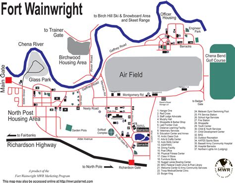 fort wainwright housing map of fort wainwright airfield pictures to pin on pinterest pinsdaddy